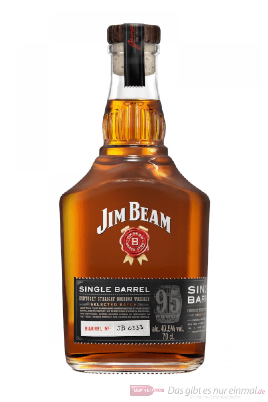 Jim Beam Single Barrel Kentucky Straight Bourbon Whiskey 0,7l