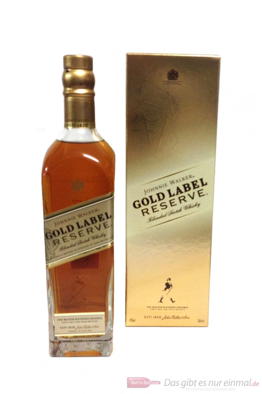 Johnnie Walker Gold Label Reserve Blend Scotch Whisky