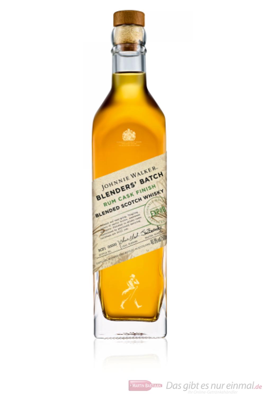 Johnnie Walker Blenders Batch Rum Cask Finish