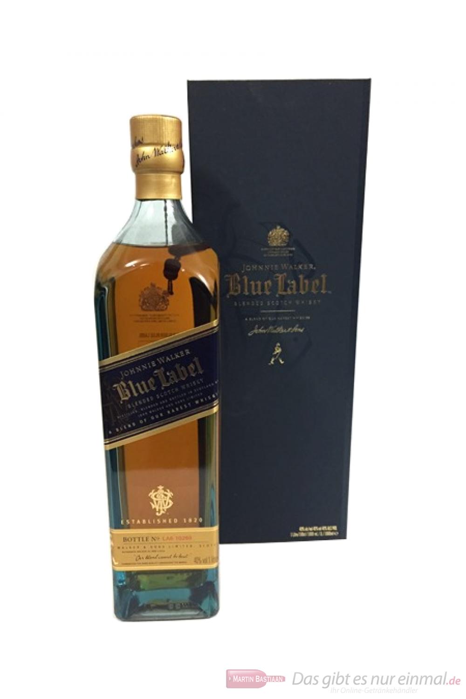 Johnnie Walker Blue Label 1,0l