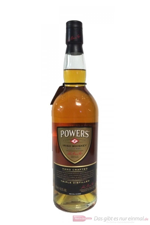 John Powers Gold Label