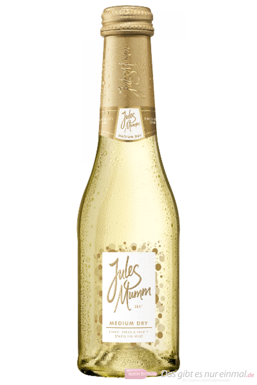 Jules Mumm Medium Dry Piccolo Sekt 24-0,2l