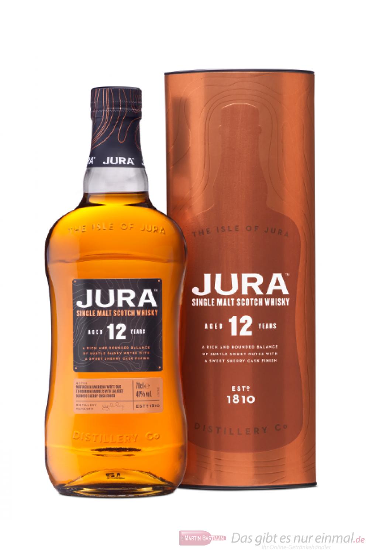 Isle of Jura 12 Years
