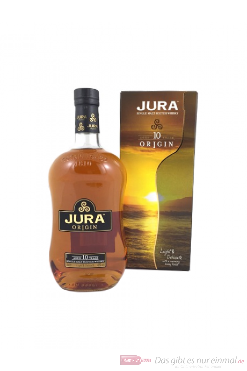 Isle of Jura 10 years