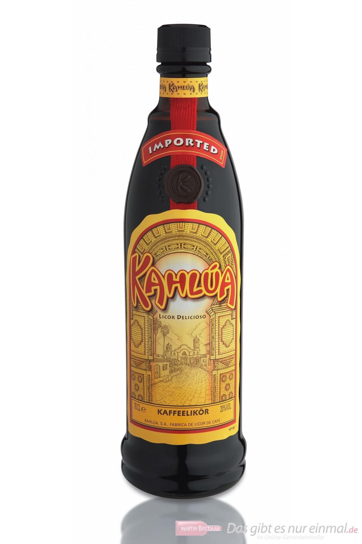 Kahlúa Likör 20% 0,7l Flasche