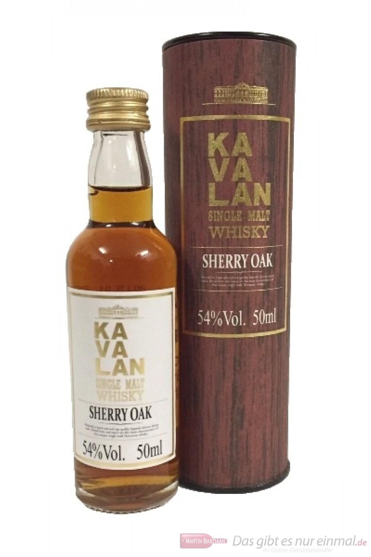 Kavalan Sherry Oak 0,05