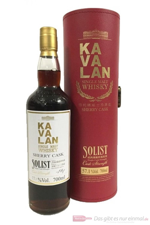Kavalan Solist Sherry Cask 57,1%