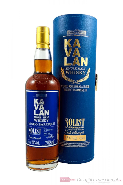 Kavalan Vinho Barrique Single Malt Whisky 0,7l