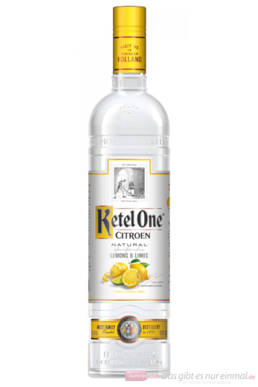 Ketel One Citron flavoured Vodka 0,7l