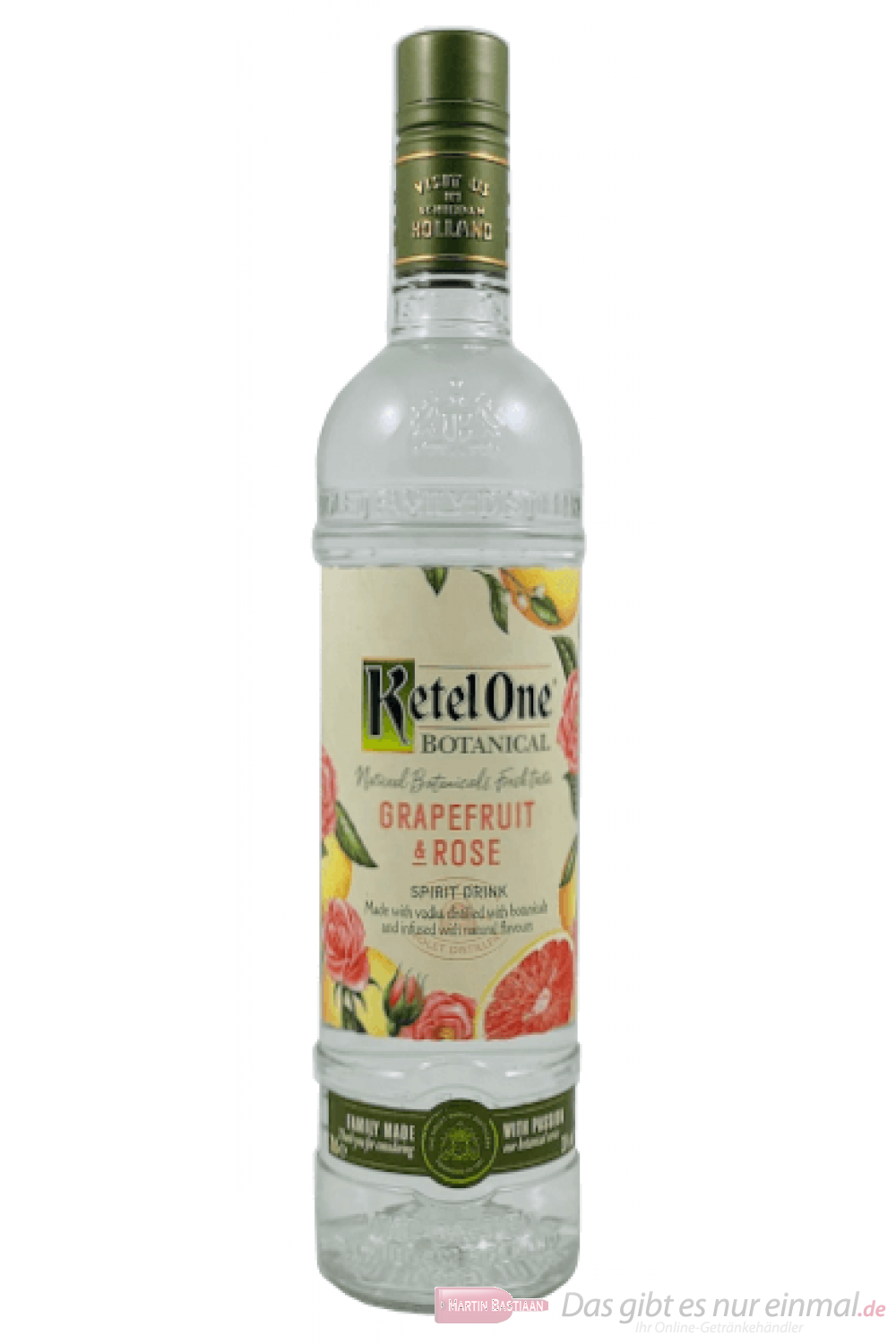 Ketel One Botanicals Grapefruit & Rose 0,7l