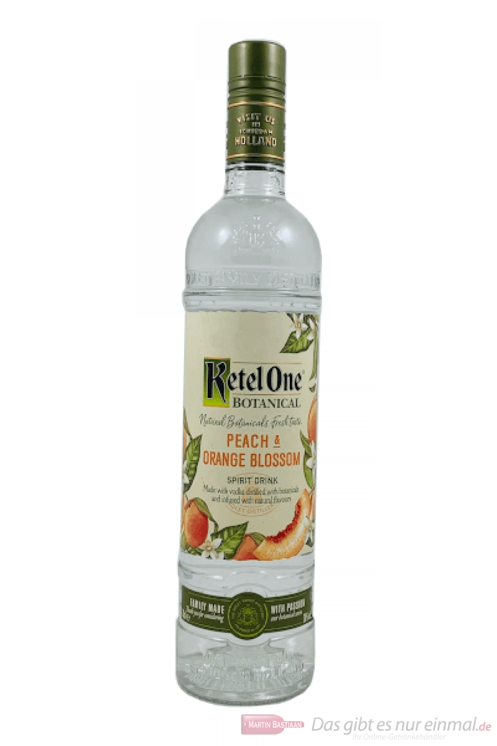 Ketel One Botanicals Peach & Orangeblossom 0,7l