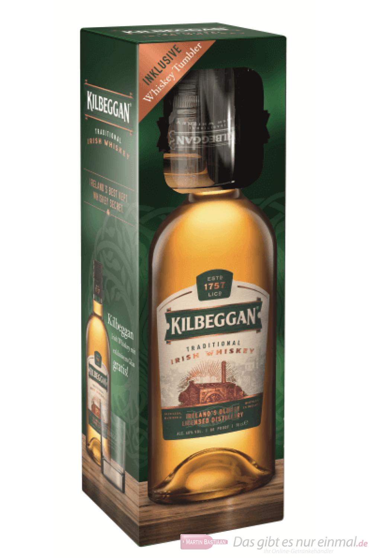 Kilbeggan + Glas