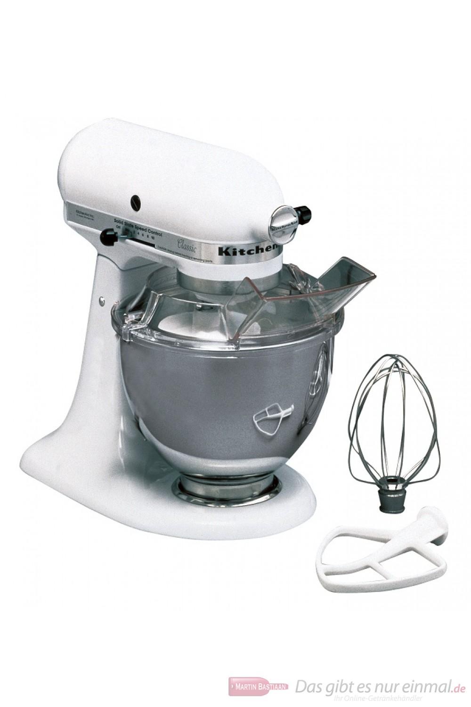 KitchenAid K45 Universal 5KSM45EWH weiß Küchenmaschine