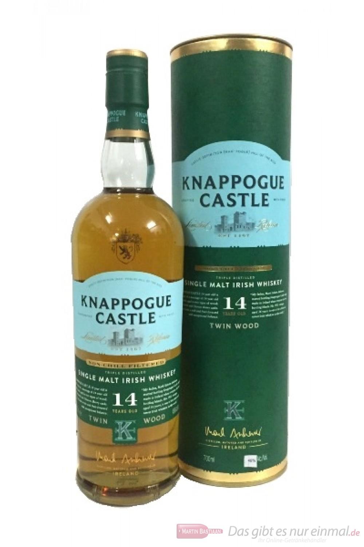 Knappogue Castle 14 Years Twin Wood
