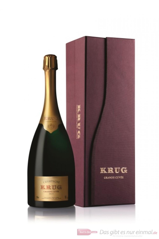 Krug Champagner Grande Cuvée in GP 1,5l