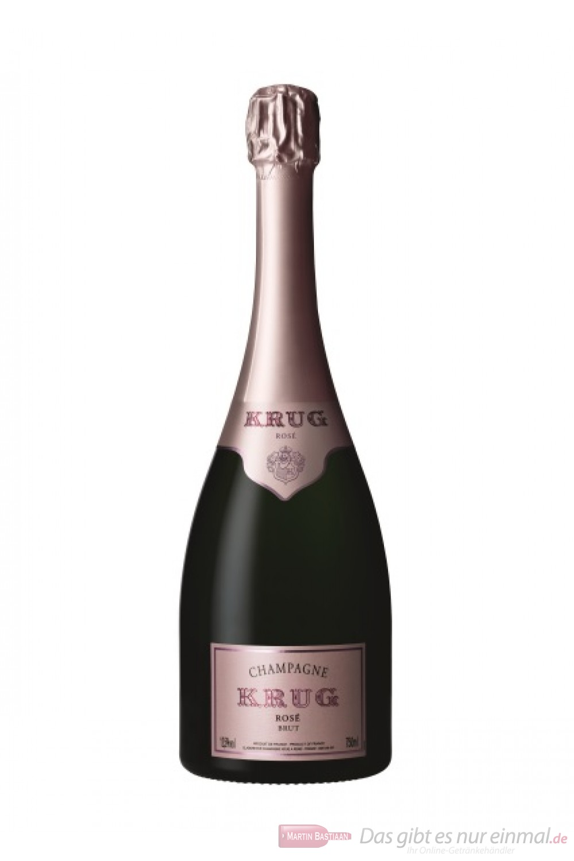 Krug Rose Champagner