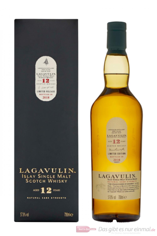 Lagavulin 12 Years Bottled 2018