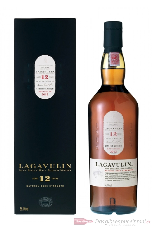 Lagavulin 12 Years Bottled 2015