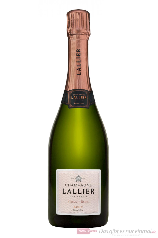 Lallier Grand Rose Brut Champagner 0,75l