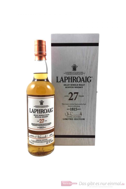 Laphroaig 27 Years