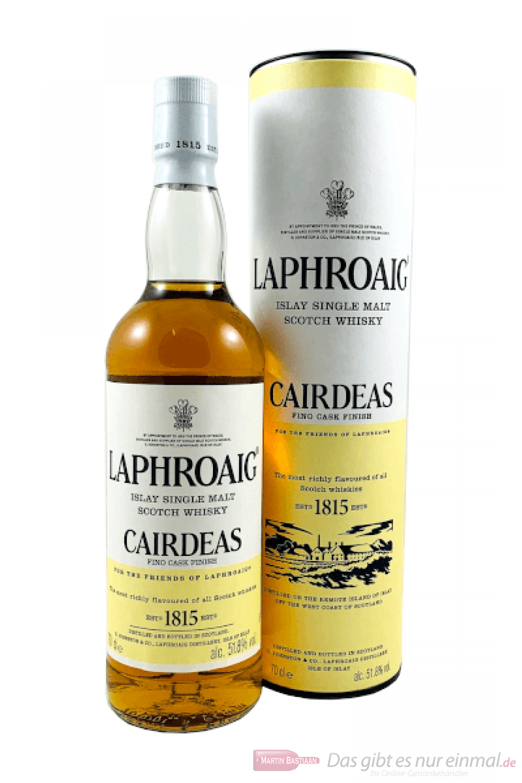 Laphroaig Cairdeas Fino Single Malt Scotch Whisky 0,7l