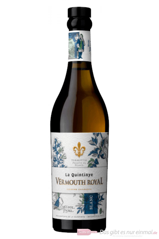 La Quintinye Blanc Vermouth 0,375l