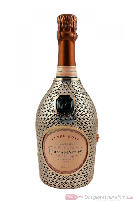 Laurent Perrier Rose Robe Or Champagner 0,75l