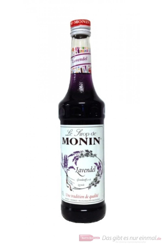 Le Sirop de Monin Lavendel