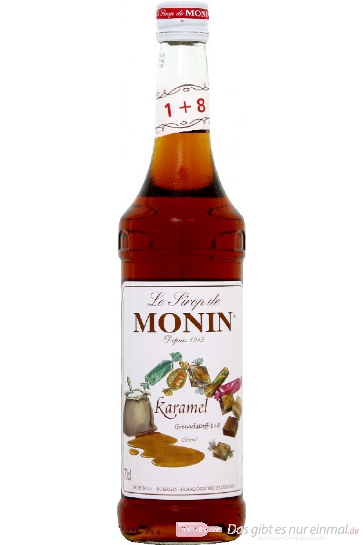 Le Sirop de Monin Karamel Sirup Caramel 1 l Flasche