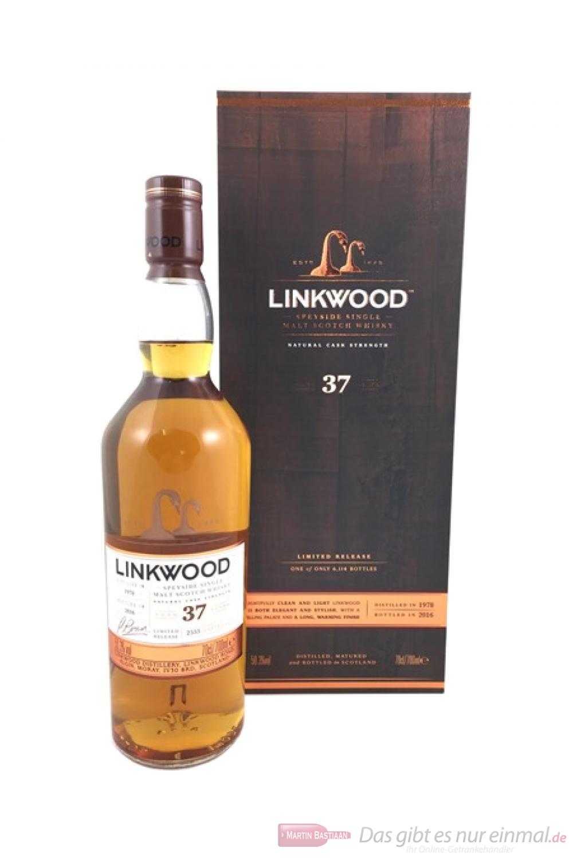 Linkwood 37 Years