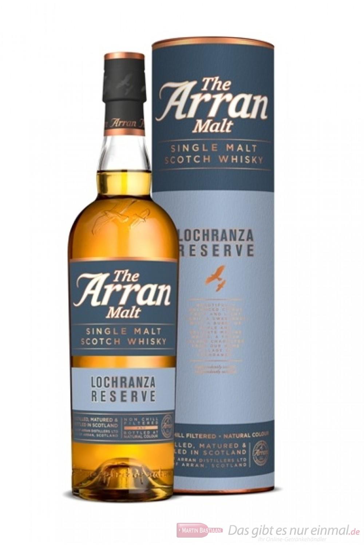 The Arran Lochranza Reserve