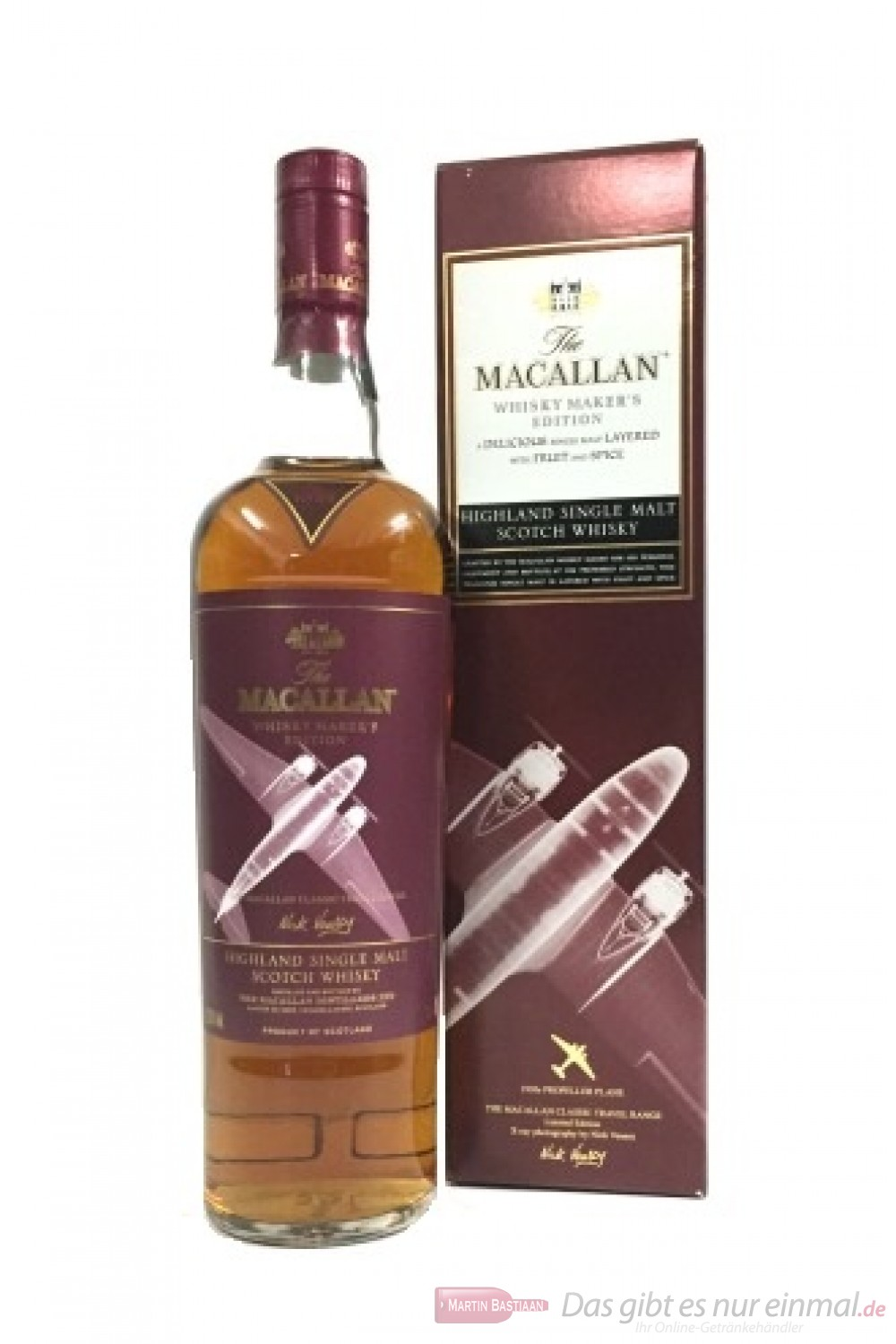 The Macallan Whisky Maker´s Edition
