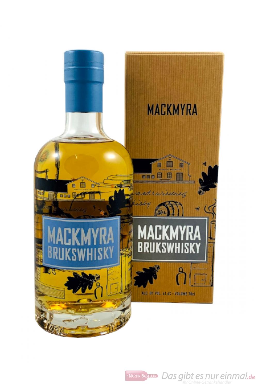 Mackmyra Brukswhisky Swedish Single Malt Whisky 0,7l