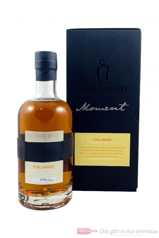 Mackmyra Moment Fjallmark Swedish Single Malt Whisky 0,7l