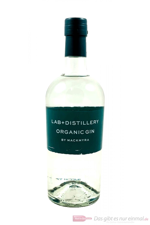 Mackmyra LAB Distillery Organic Gin 0,7l