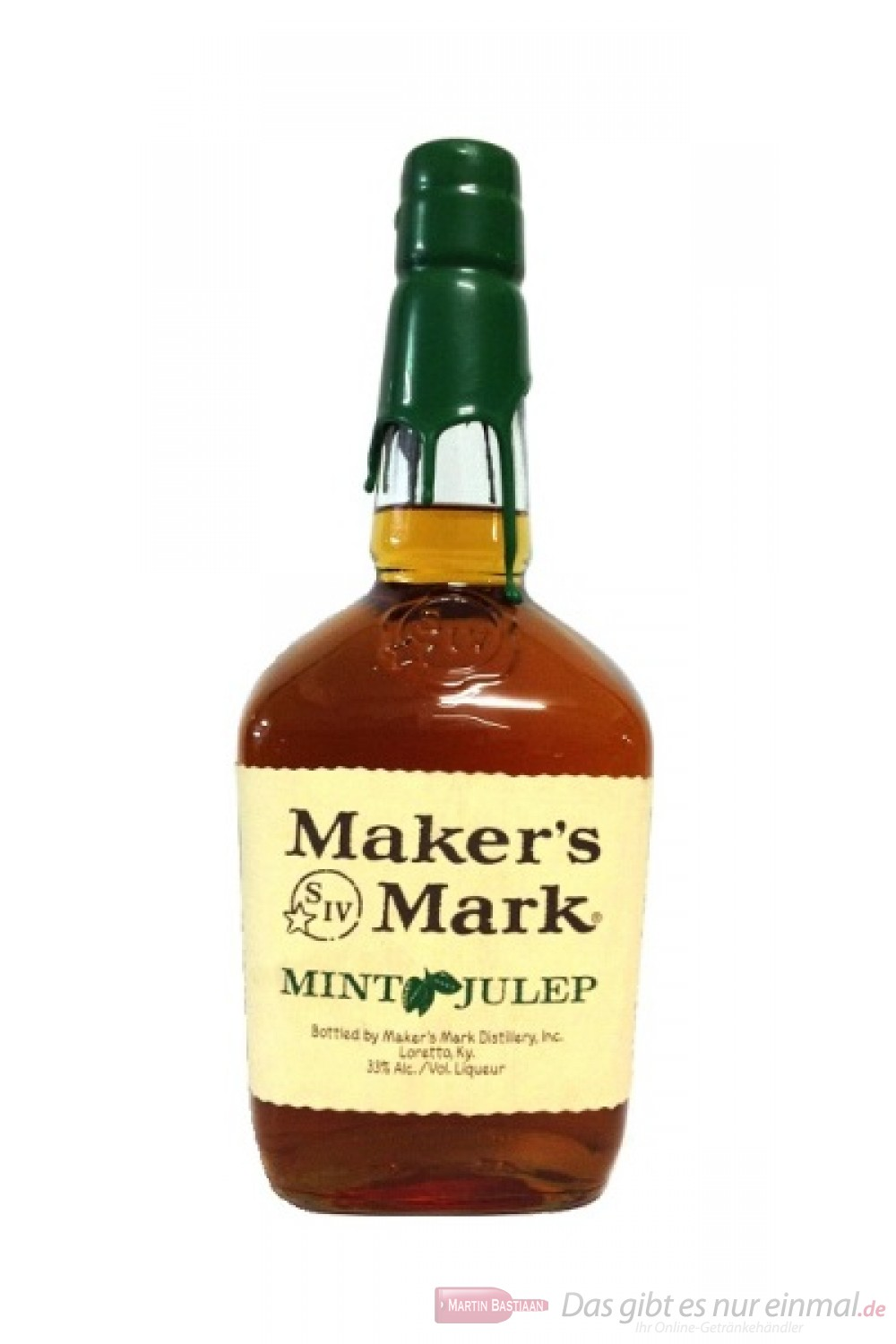 Makers Mark Mint Julep