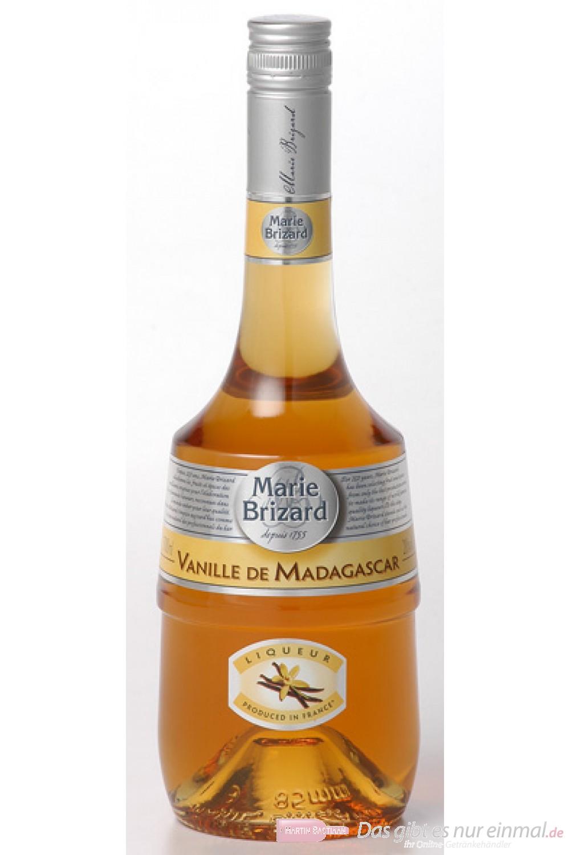 Marie Brizard Vanille de Madagacar Likör 20% 0,7 l Flasche