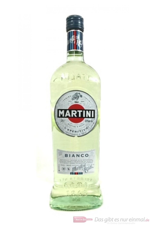 Martini Bianco Vermouth 1,0 l