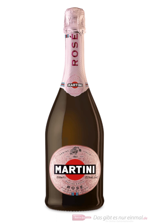 Martini Rose Brut Schaumwein 6-0,75l