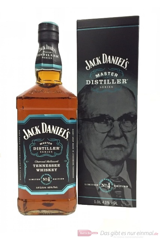 Jack Daniels Master Distiller Series No. 4