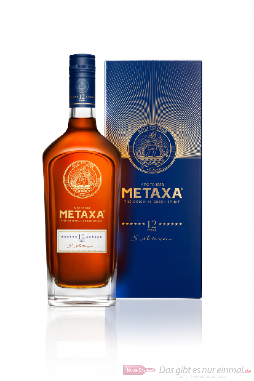 Metaxa Zwölf Sterne