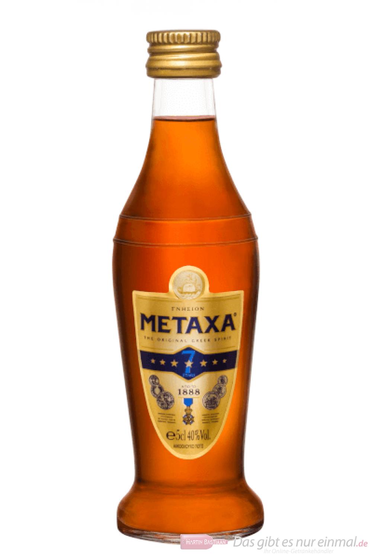 Metaxa Sieben Sterne 0,05l