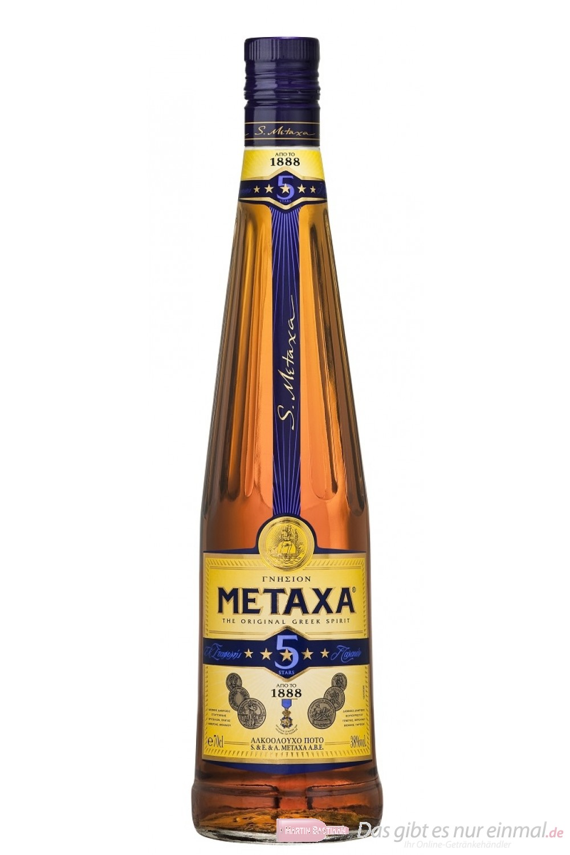 Metaxa Fünf Sterne