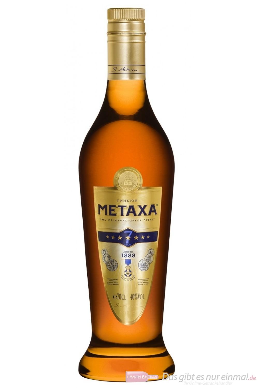 Metaxa Sieben Sterne 0,7l