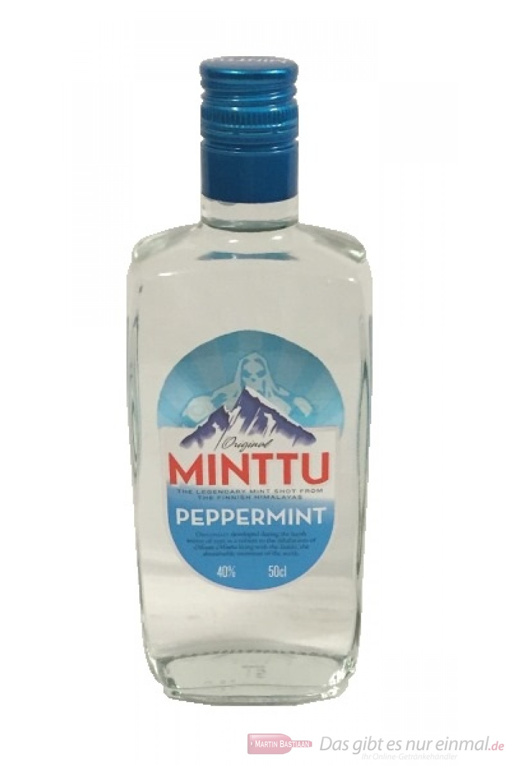 Minttu Peppermint 40%