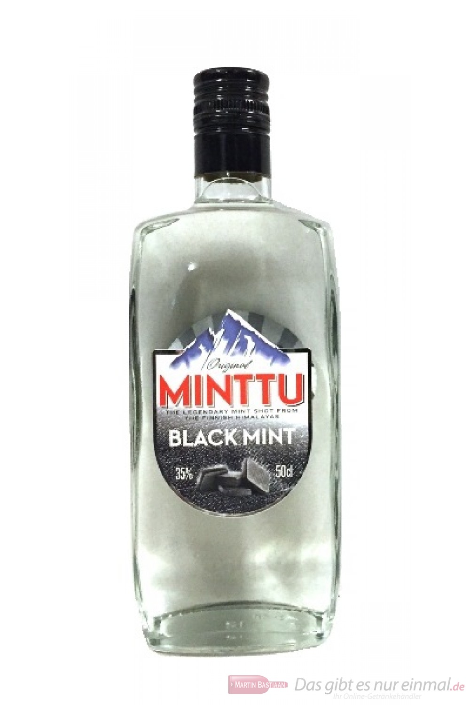 Minttu Black Mint