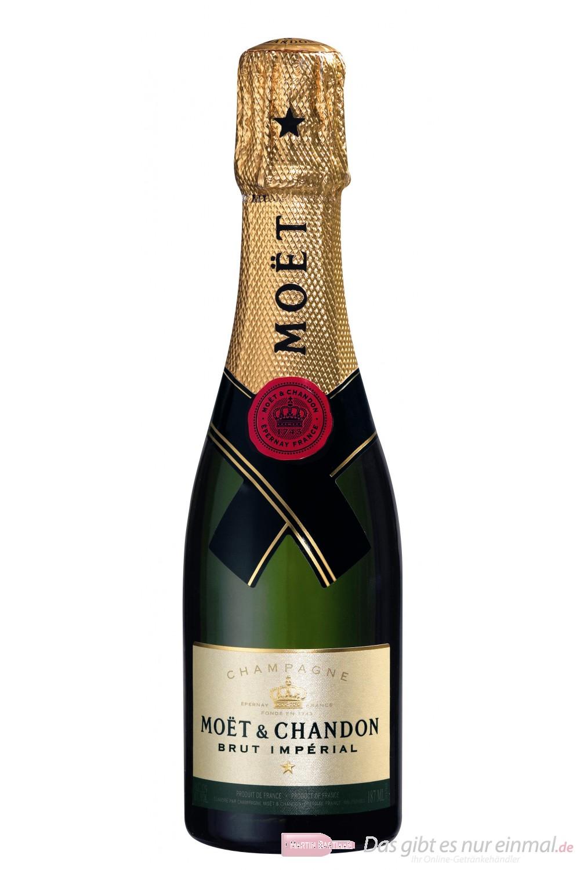 Moet & Chandon Champagner Brut Impérial 12% 0,375l Flasche