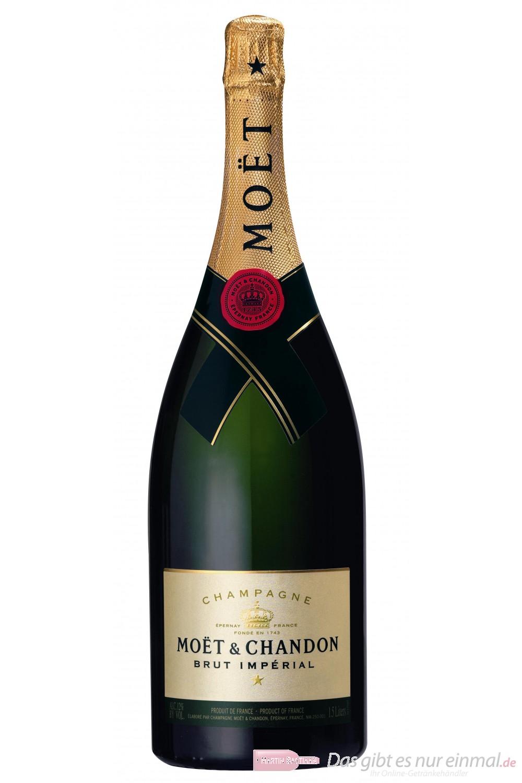 Moet & Chandon Champagner Brut Impérial 12% 1,5l Magnum Flasche