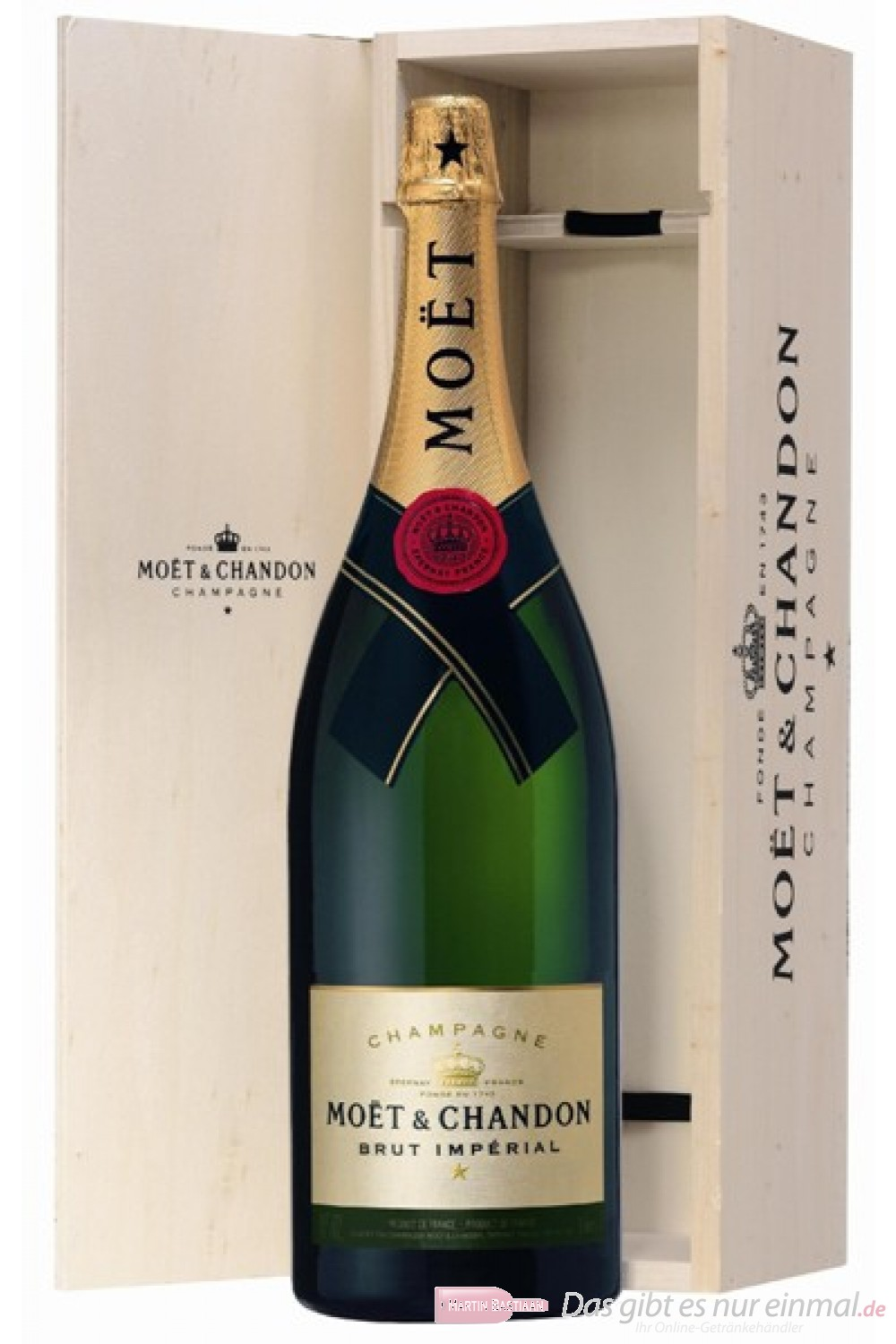 Moet & Chandon Champagner Balthazar