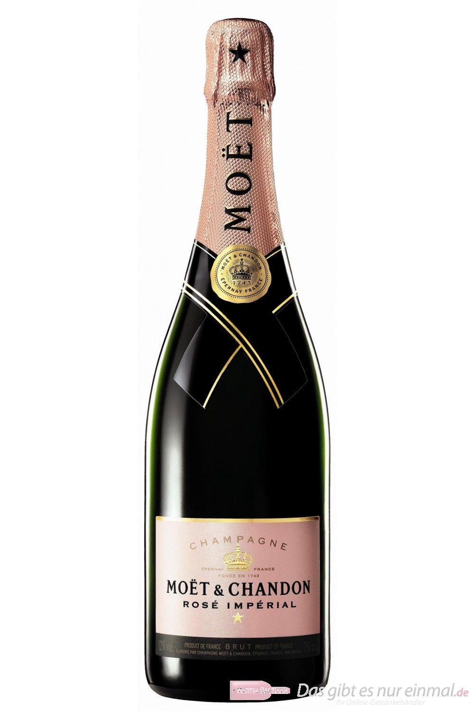 Moet & Chandon Champagner Brut Impérial Rosé 12% 1,5l Magnum Flasche